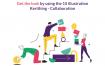 15个团队合作与协作插图素材下载