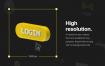28个3d电子学习产品设计素材下载