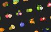 32个高品质水果图标素材