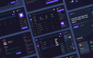 50多个云存储网站用户界面套件提供figma格式ui设计素材源文件下载