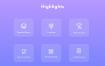 30多个界面的银行应用程序用户界面套件提供figma格式