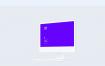 高质量的iMac24寸模型素材