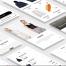 超级简约文艺的电子商务ui设计素材下载