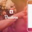 60+移动app界面恋爱约会社交app界面设计UIkit工具包素材下载