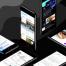 时尚潮流app界面设计源文件素材下载