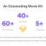 简洁清新独特的扁平化风格app界面ui设计精品素材下载