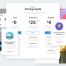 12个清新简洁概念性网页设计模板素材下载,提供包含psd和sketch格式的源文件ui设计素材下载