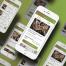 30+个公益慈善移动应用app界面UI设计工具库素材下载,提供包含psd和sketch格式的源文件ui设计素材下载