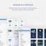 50+在线教育在线学习应用app界面ui设计素材,包含黑白2种方案设计,提供sketch格式的源文件ui设计素材下载
