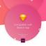 120+个洋红色系风格的完整app界面设计高品质素材下载,提供sketch格式的源文件ui设计素材下载