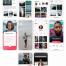 优秀的精品app界面设计主题ui库设计素材下载