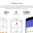 60+健身运动健康生活应用app界面源文件ui设计素材下载,提供包含psd和sketch格式的ui设计素材下载