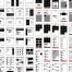 250+app界面和网站UX流程图交互设计线框UX原型系统,提供Sketch,PSD和XD Fol UX流程格式