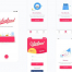 30多个美食快餐app界面ui设计素材下载,提供sketch格式的源文件下载