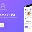 50+紫色系的app界面ui设计素材下载,提供sketch格式的源文件下载