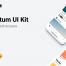 60+适配iPhone X和iPhone8的app界面ui设计素材下载,提供sketch格式的源文件下载