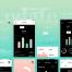 40+简约时尚的手机ui界面设计素材下载,包含Photoshop和Sketch文件