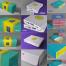 13套纸盒包装盒形展示模型VI提案样机PSD源文件打包下载 -资源大小7.66GB,包含PSD源文件
