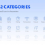 840个线性图标矢量素材下载提供AI,EPS,PNG,PSD,SVG格式