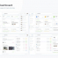 40个干净清爽的项目管理系统后台管理网页设计精品素材下载(含sketch和ps源文件)