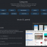 超级清爽简约的100+个MD设计风格的用户界面ui设计精品素材下载