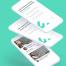 教育培训类app界面设计精品素材下载