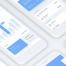 财务管理app界面ui设计工具包精品素材下载
