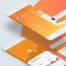 现代简洁的手机银行app源文件ui设计精品素材下载