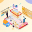 17款手机UI插图画购物banner广告毕业设计作品AI矢量分层素材