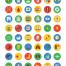1500+扁平风格图片合集矢量素材打包下载(包含AI,EPS,SVG,PNG,PDF,JPG格式)
