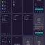 110个完整的精品比特币加密货币市场ui设计优质设计素材下载,提供PSD,XD和sketch格式源文件