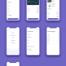 现代简洁文艺电商毕业设计app界面优质设计素材下载,提供PSD、XD和sketch格式源文件