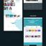 优质网站大气网站设计布局和UI组件设计素材下载(提供Sketch格式下载)