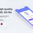 小清新移动电商app界面设计ui精品素材下载(提供PSD、XD格式源文件)