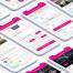 25个完整的毕业设计项目健身课程app界面优质设计素材下载(提供PSD,Sketch格式源文件)