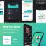 100+消息应用程序高品质app界面ui设计素材下载(提供Sketch和Adobe XD格式下载)