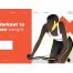 9款运动瑜伽跑步健身插画扁平化banner背景网页UI插图AI矢量设计素材
