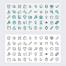 50创意图标集素材下载
