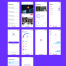 app界面设计移动应用UI工具包素材下载(提供Sketch格式下载)