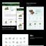 简洁电子商务Web模板优质设计素材下载(提供Sketch格式下载)