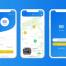 公交巴士应用app UI Kit优质ui设计素材下载(提供Adobe XD格式下载)