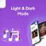 50多个音乐节移动应用UI工具包app界面ui设计素材下载
