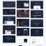 10种不同的用于Web和移动应用程序的高度优化的模板优质设计素材下载(提供Sketch和Adobe XD格式下载)