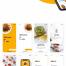50+食品订购应用UI界面设计优质设计素材下载(提供Sketch和Adobe XD格式下载)