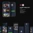 15个游戏应用GAMIFY的Adobe XD UI套件设计素材下载