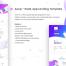SaaS和Appl登陆页面HTML模板素材下载
