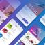 10个面试创意独特时尚新潮精品app界面UI设计素材下载