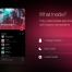 7个面试作品音乐app界面包含ios13黑暗风格主题的UI设计素材下载