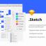 50多个运动健身健美app界面UI套件 优质设计素材下载(提供Sketch格式下载)
