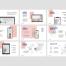 现代简洁文艺的Keynote模板主题演讲模板素材下载